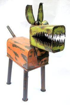 Rabid Dog Lamp