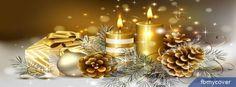 Nice Christmas Ornaments Facebook Covers - Facebook Timeline Profile Covers. Create Facbook
