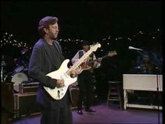 Eric Clapton - Tribute to SRV - Ain't Gone 'n' Give Up On Love. Beautiful song.