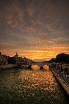 Seine, Frankrijk