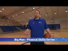 Post Moves -- Basketball Post Position Training Series at IMG Academy (1 of 5)