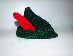 Boy's Elf Style Hat