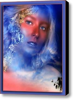 Beauty In The Clouds Canvas Print / Canvas Art - Artist Clayton Bruster by Fine Art America, http://www.amazon.com/gp/product/B0069JCTBY/ref=cm_sw_r_pi_alp_Rq8Cpb1PS5QMG