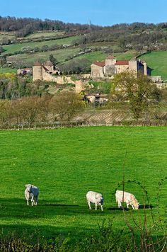 Château de Berzé le Châtel - Saône et Loire