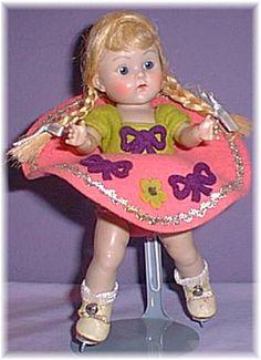 Strung Ginny Dolls