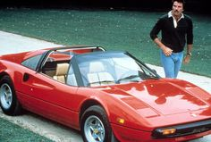 "The Ferrari 308 in ""Magnum, P.I."""
