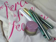 Mally Beauty Fearless Collection Review