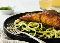 Get your Omega-3s with this tender and delicious 30-minute salmon meal