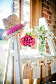 Handmade Rustic Barn Wedding With A Festival Theme - Bridal Musings Wedding Blog