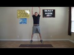 Follow Freddie this quick 10 minute trainer hiit workout. The high intensity interval training exercises require only a pair of dumbbells an...