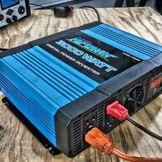 Power Inverters Buyer's Guide - Need to power your favorite electrical devices when AC power is not available? A power inverter changes DC power from a battery into conventional AC power that you can use to operate devices like electric lights, kitchen appliances, microwaves, power tools, TVs, radios, computers and more.