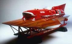1953 TimossiFerrari Arno XI racing hydroplane