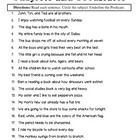 Grammar - Sentences on Pinterest | Subject And Predicate, Types Of ...