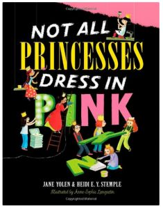 books about Bold and Daring Princesses