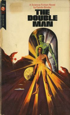 The Double Man, book cover