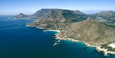 D's favorite place and soon to be mine. Capetown.
