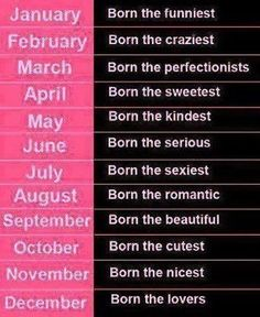Born the serious....which seems about right but I can be very adventurous n wild at times