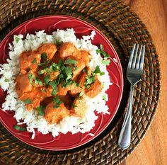 Cooking Classy: Slow Cooker Chicken Tikka Masala