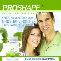 Literally millions and millions of people are overweight and all are unhappy with their current situation. Most would like an easy way to fix it, but without resorting to synthetic dietary suppression drugs.  ProShapeRX offers the consumer an all natural, easy, step by step way to lose weight and keep it off.