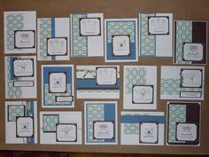 One Sheet Wonder Technique, Cards, Scrapbook Paper wonder card, funni birthday, card layouts, birthdays, scrapbook paper, one sheet wonder, paper cards, wonder techniqu, paper crafts