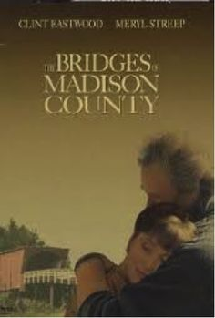 The Bridges of Madison County   is a 1992 best-selling novel by Robert James Waller which tells the story of a married but lonely Italian woman, living in 1960s Madison County, Iowa, who engages in an affair with a National Geographic photographer from Bellingham, Washington who is visiting Madison County in order to create a photographic essay on the covered bridges in the area. The novel is presented as a novelization of a true story, but it is in fact entirely fictional.
