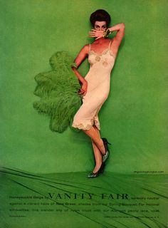 Vanity Fair 1959 - photo by Richard Avedon