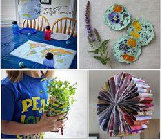28 #earthday activities for kids via www.tipjunkie.com #preschool #kids
