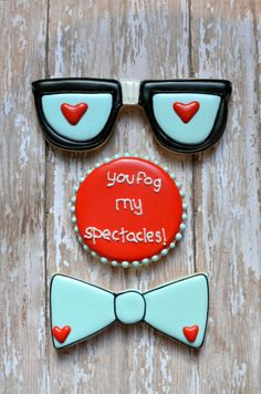 You Fog My Spectacles - Not Your Everyday Cookie