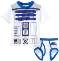 Handcraft Boys 2-7 Star Wars Underwear Set