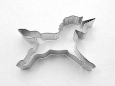 Everyone needs a unicorn cookie cutter. This Etsy shop has every shape imaginable.