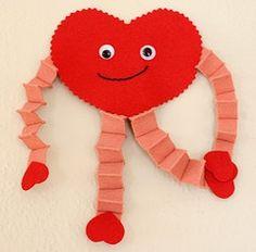 preschool valentines crafts, valentine crafts, valentine day crafts, friends, 99 craft, valentin craft, februari, heart man, preschool crafts