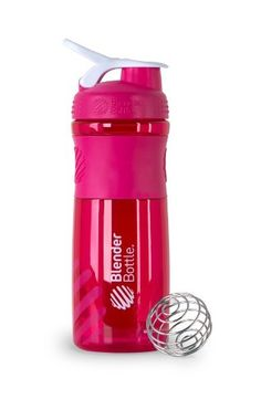 BlenderBottle SportMixer, Pink/White,... for only $9.99