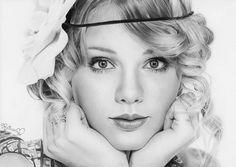 Taylor Swift by Rajacenna.deviantart.com