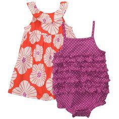 Sunsuit & Dress Set