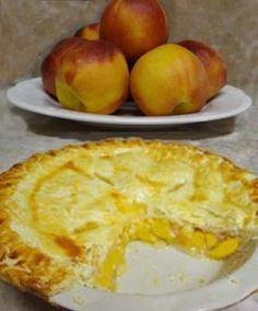 Gluten Free Peach Pie: http://glutenfreerecipebox.com/gluten-free-peach-pie/