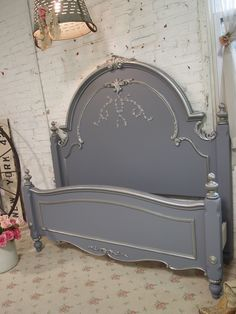 Painted Cottage Furniture |  Vintage Painted Furniture