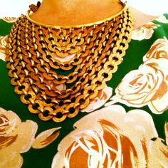Stella & Dot Sierra Bib Necklace...gorg