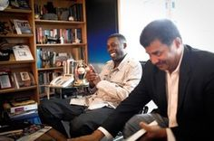 A Rapper Finds His Muse in the Stars - GZA and Neil deGrasse Tyson