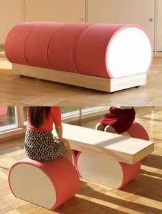 The Kamaboko Bench,
