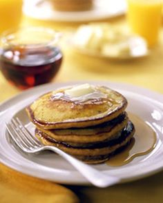 Pumpkin Pancakes and 10 awesome pumpkin recipes.....I love summer but this is making me excited for the fall!