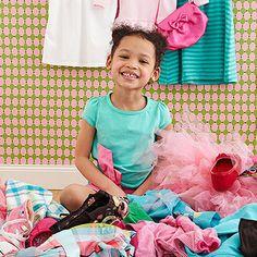5 tips to make dressing a toddler a tantrum-free task.