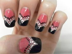 Nails inc competition entry from Rachel Grounds from facebook