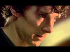 """Benedict reading """"Sherlock Holmes""""? Yes. Yesyesyes."""
