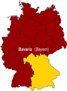 Culinary Specialties of Bavaria   German Cooking   German Food Guide