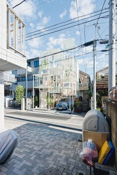 NA House, Sou Fujimoto