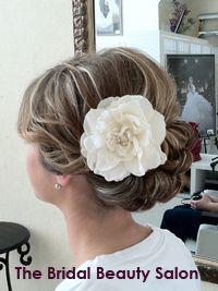 colorful flowers, hair flowers, bridesmaid hairdos, short hairstyles, wedding flowers, bridal hair, flower ideas, bride hairstyles, wedding hairstyles
