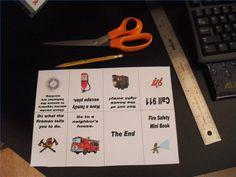 book folding, mini books, minibook