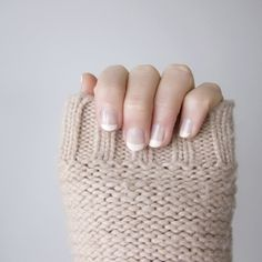 Learn how easy the french manicure is to do at home!