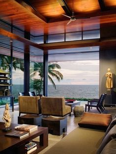Room With A View -A Living Room With A Sea View