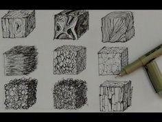 pen, drawing tutorials, drawing texture, draw tutori, creat realist, ink drawings, realist textur, draw texture, ink drawing tutorial